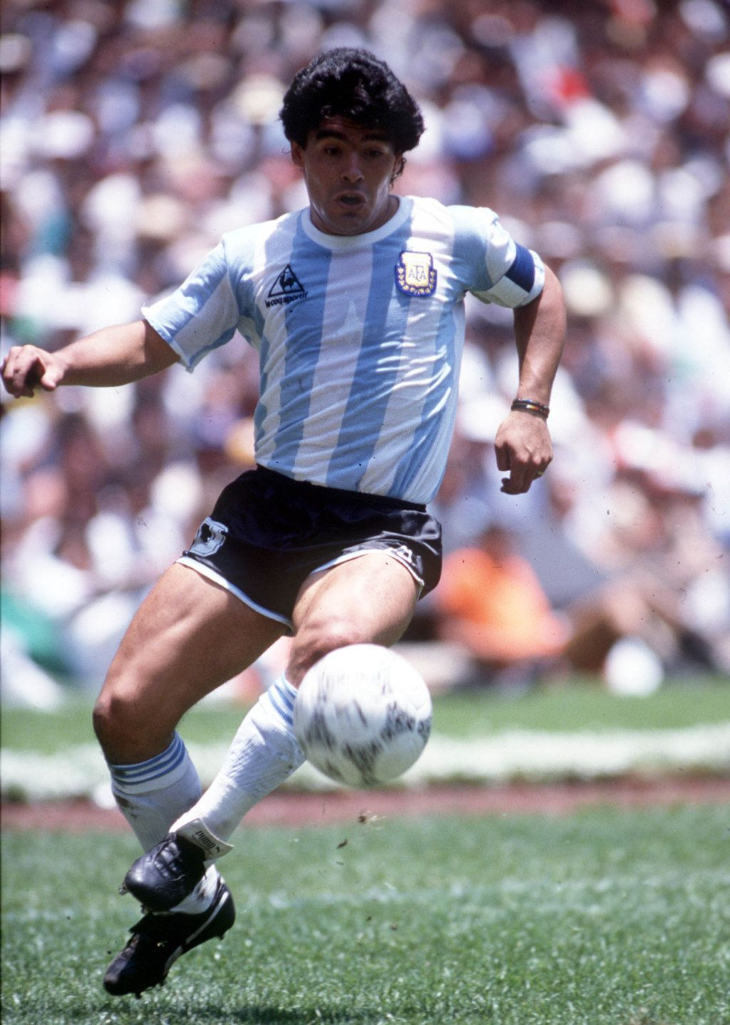 1986 WORLD CUP FINAL Argentina 32 Germany FR