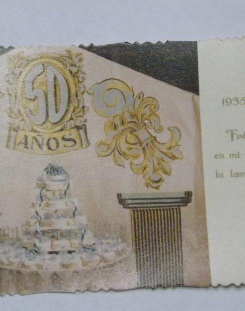 Recuerdos de Enrique Chaya. Museo Histórico Andrés Roverano.