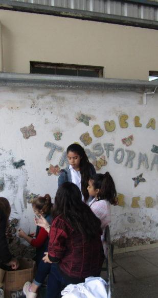 Eureka, Santa Fe en la Escuela Primaria N° 140 Marcelino Martínez.