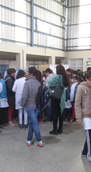 Eureka 2017 en la Escuela Primaria N° 140 Marcelino Martínez.